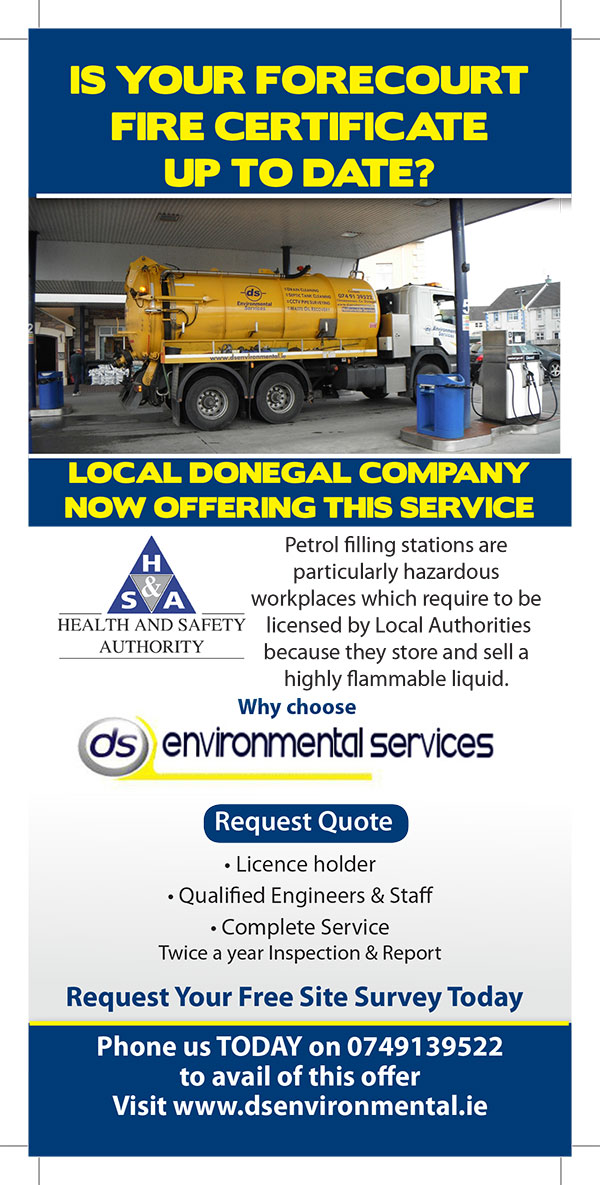 DS Environmental forecourt services