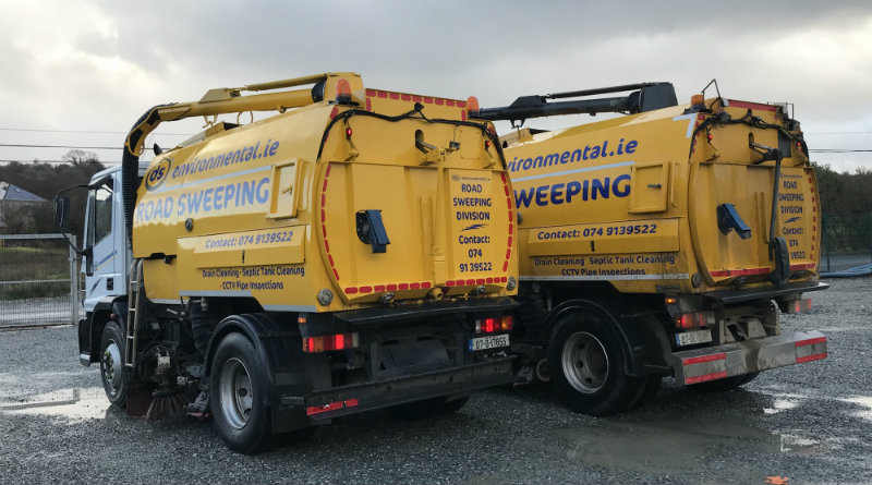 road sweeper company showing roadsweepers