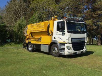 Drain Fleet Donegal, Drain Cleaning Equipment, Septic tank